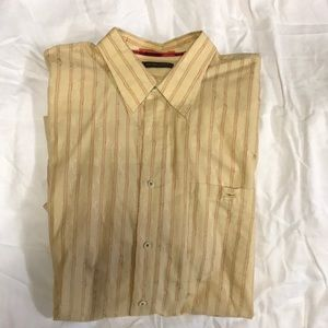 Tommy Bahama 100%cotton long sleeve shirt